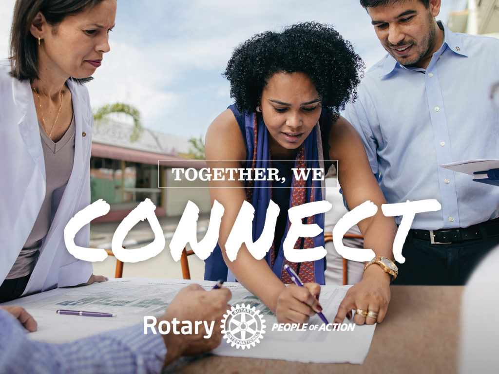 Together We Connect