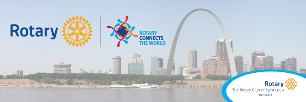 Rotary St Louis Banner w theme 2019-2020
