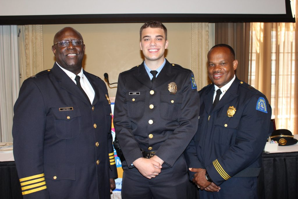 St Louis Rotary Police Awards