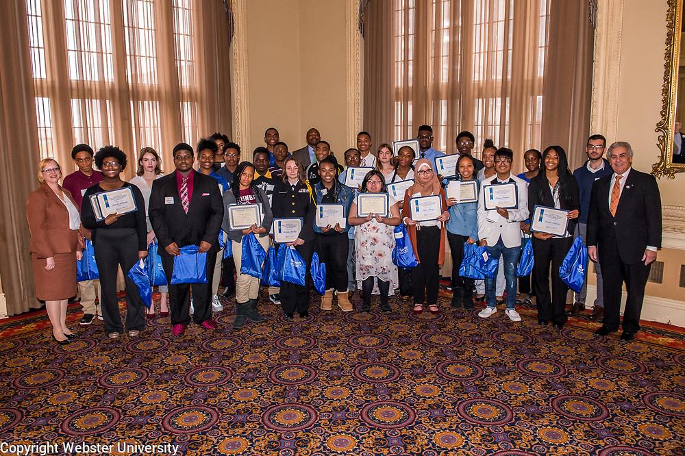 Class of 2020 Young Citizen's Award Winners
