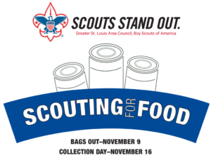 Scouting for Food November 16