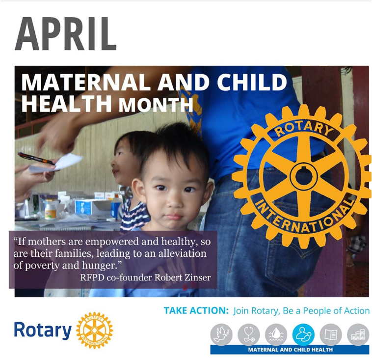 Small-April Maternal & Child Health Month