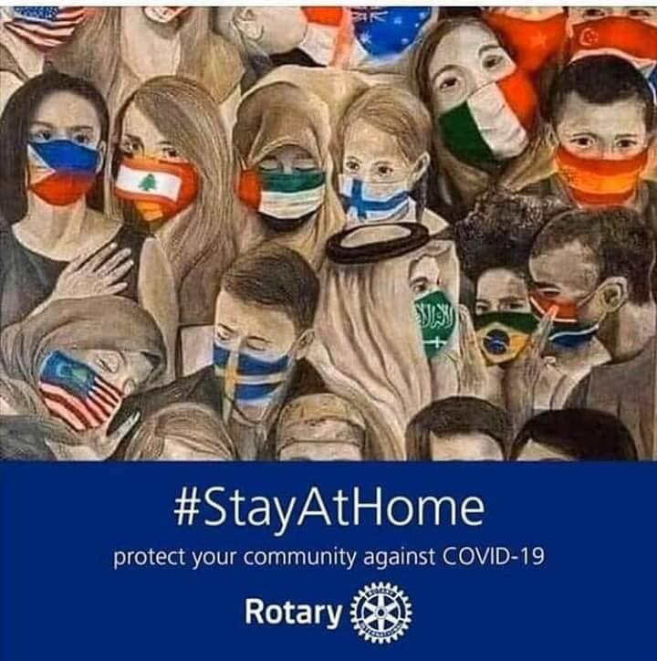 #Stay at Home
