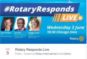 Rotary Responds 6/3