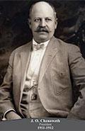 1911-1912 J.O. Chenoweth
