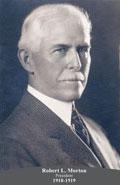 1918-1919 Robert L. Morton