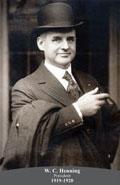 1919-1920 W.C. Henning