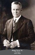 1921-1922 Hupp Tevis Sr.