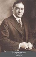 1922-1923 Hermann Spoehrer