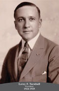 1924-1925 Leroy F. Turnbull