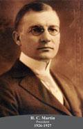 926-1927 H.C. Martin