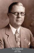 1927-1928 Percy Redmund