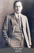 1930-1931 W.B. Spotts