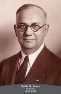 1932-1933 Noble R. Jones