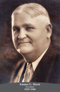 1939-1940 Emmet U. Martt