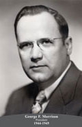1944-1945 George F. Morrison