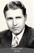 1949-1950 Orson L. Curtis