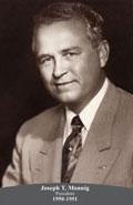 1950-1951 Jeseph T. Monnig