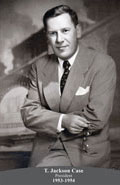 1953-1954 T. Jackson Case