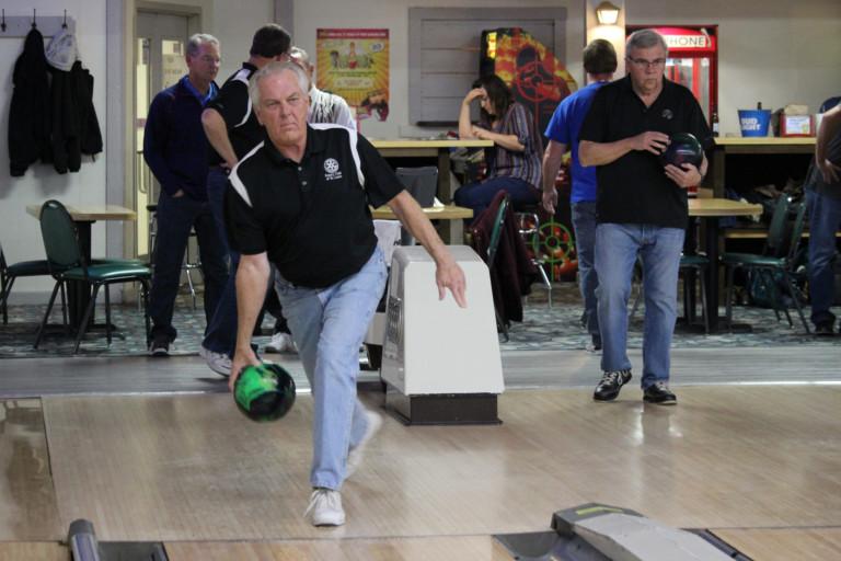 Steve LaFara - St Louis Rotary Bowling League