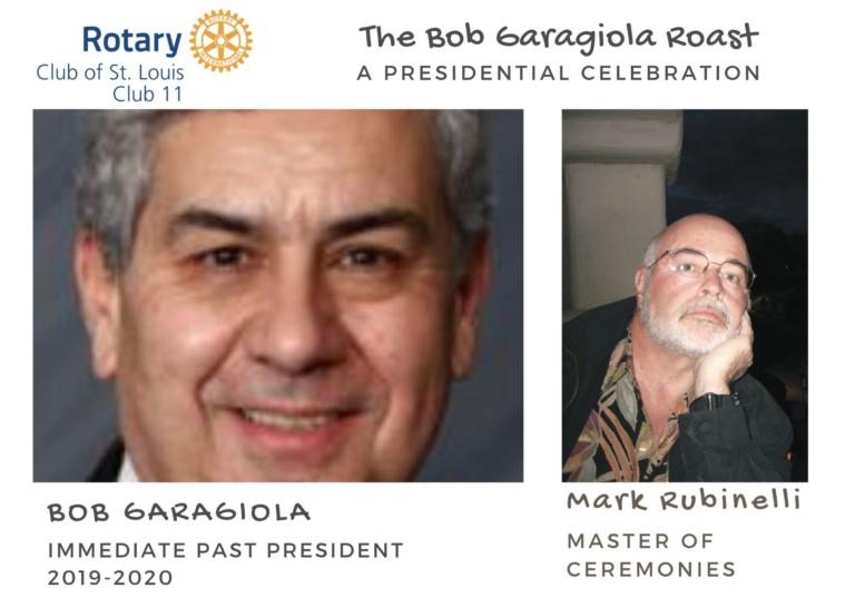 The Bob Garagiola Roast 9-3-20