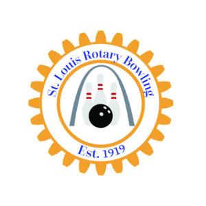 st louis rotary bowling logo