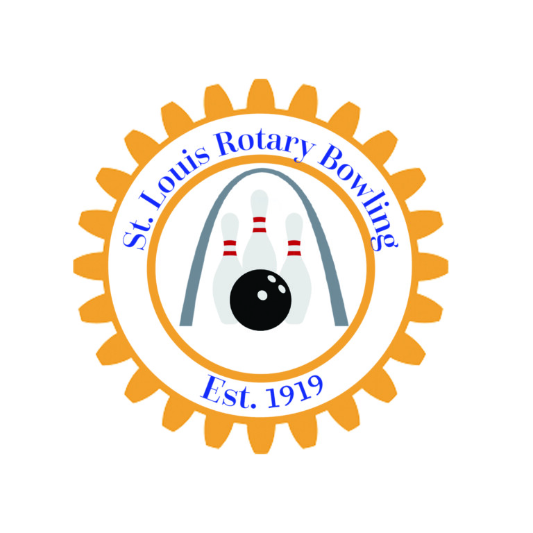 st louis rotary bowling logo