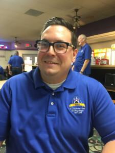 Captain Matthew Maddox St Louis Rotary Bowling League 10-19-20