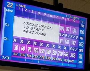 Bowling Week 13 - 12-7-20 Don Lorenz 288