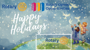 Happy Holidays from St. Louis Rotary Club