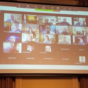 Missy Kelley & Sarah Arnosky ~ Greater St Louis Inc ZOOM presentation 2-25-21 @ St Louis Rotary Club