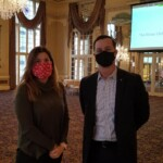 Rebecca Richie & Jeromy Fritz @ st louis rotary 1-14-21