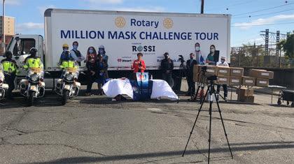 Million Dollar Mask Challenge Tour