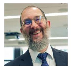 Rabbi Yonason Goldson is speaking at St. Louis Rotary on 4-29-21