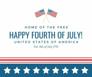 4th of July Break - No St. Louis Rotary Meeting on July 1, 2021