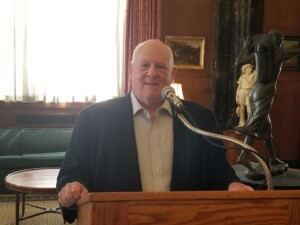 Marc Gordon, E.D. - Chamber Music Society of St. Louis speaking at St Louis Rotary 9-9-21
