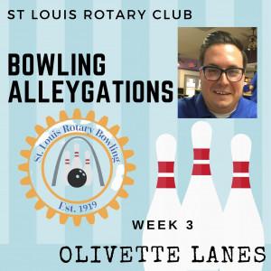 Bowling Alleygations Week 3 ~ 9-27-21 by Matthew Maddox
