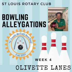 Lenny Lemkuhl - Week 4 St Louis Bowling Alleyations