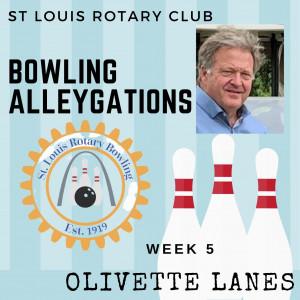 Dan Conway, Bowling Alleygations, Week 5